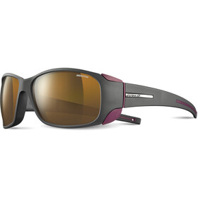 Julbo Monterosa Cameleon Sunglasses Dam grey/dark red